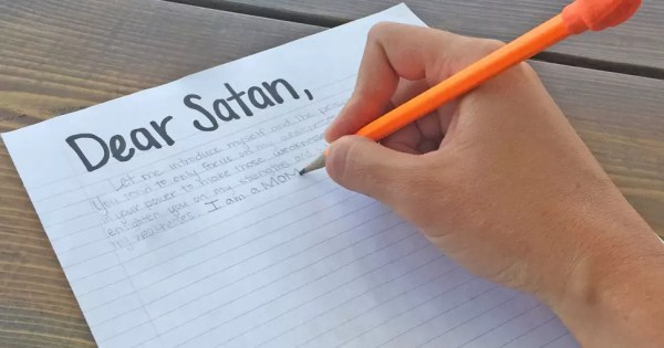 Every Mother's Letter to the Devil