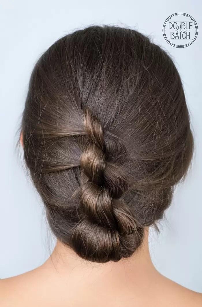 simple hairstyles school