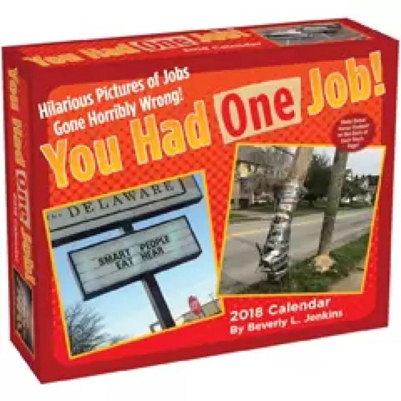 boxed calendar