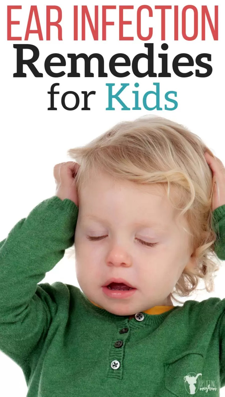 Get relief for your child with an ear infection or ear ache with these items you can have in your home. Save a doctors visit by trying these methods first