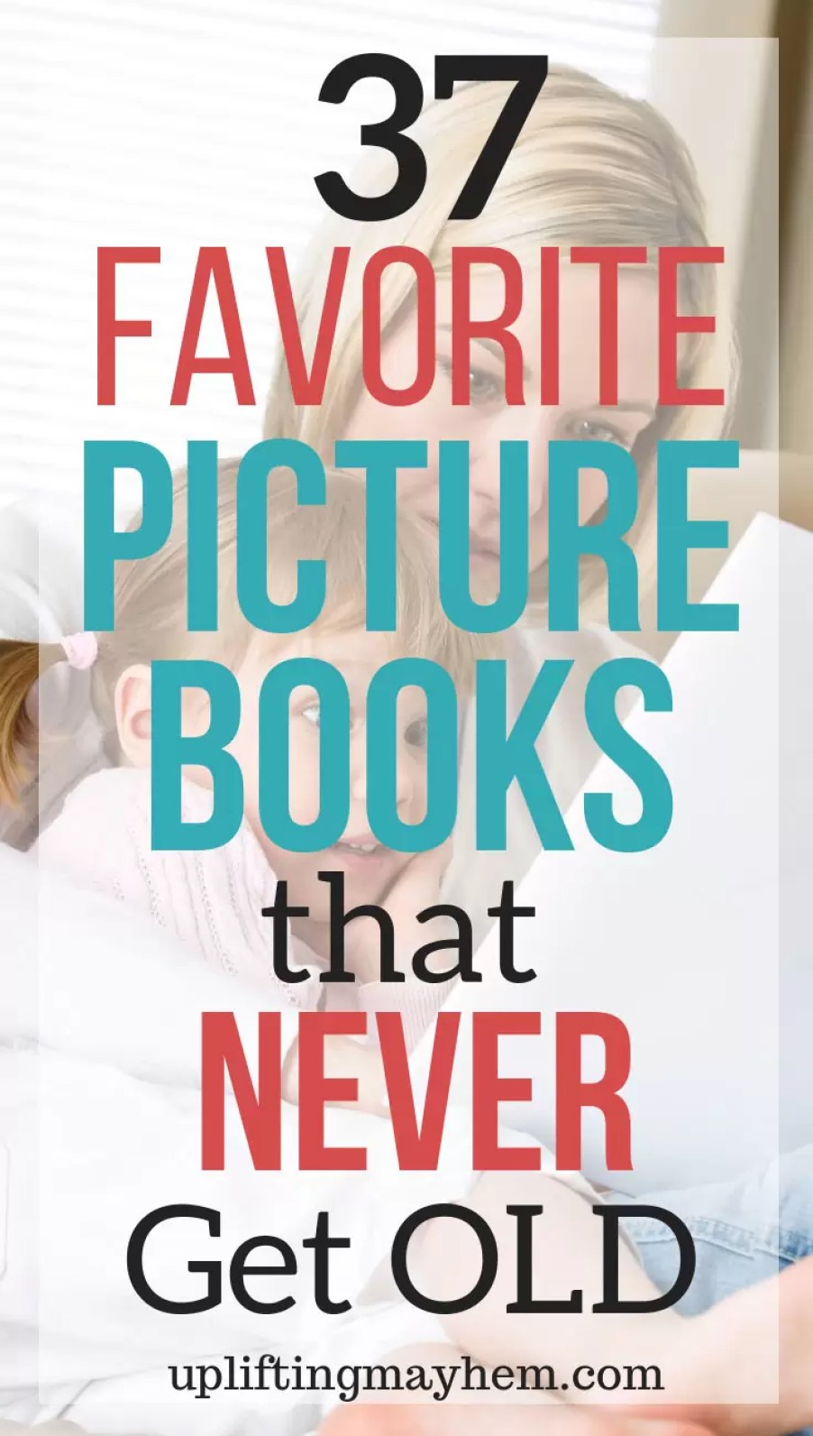 Looking for favorite picture books that you won't tire of reading! Here is a great list of books that your kids will love, laugh and learn!