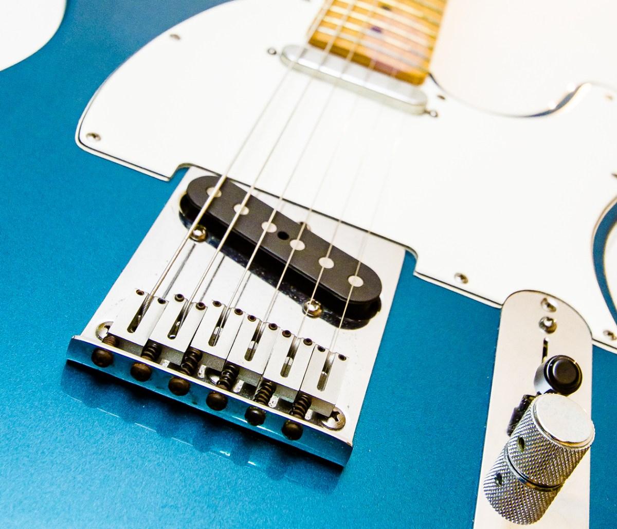 Guitare Télécaster