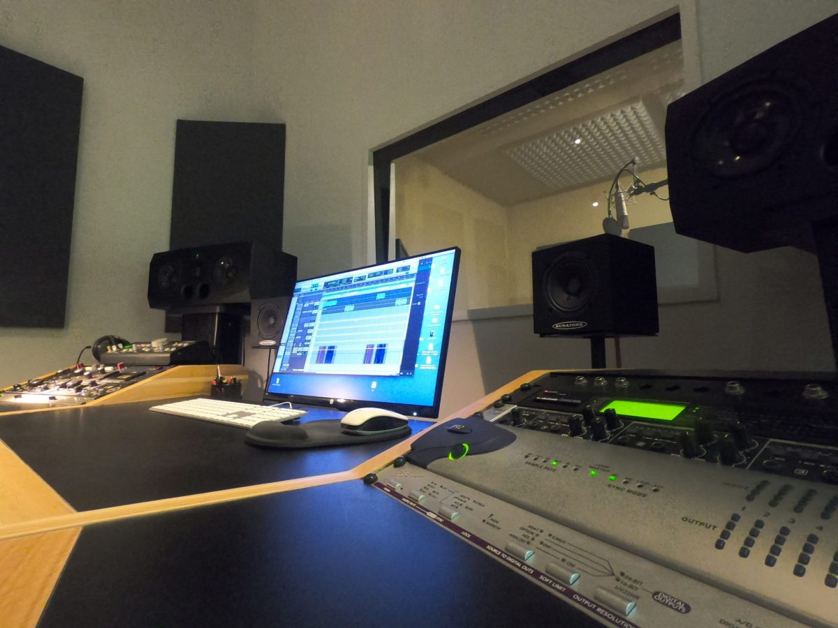 studio enregistrement Paca
