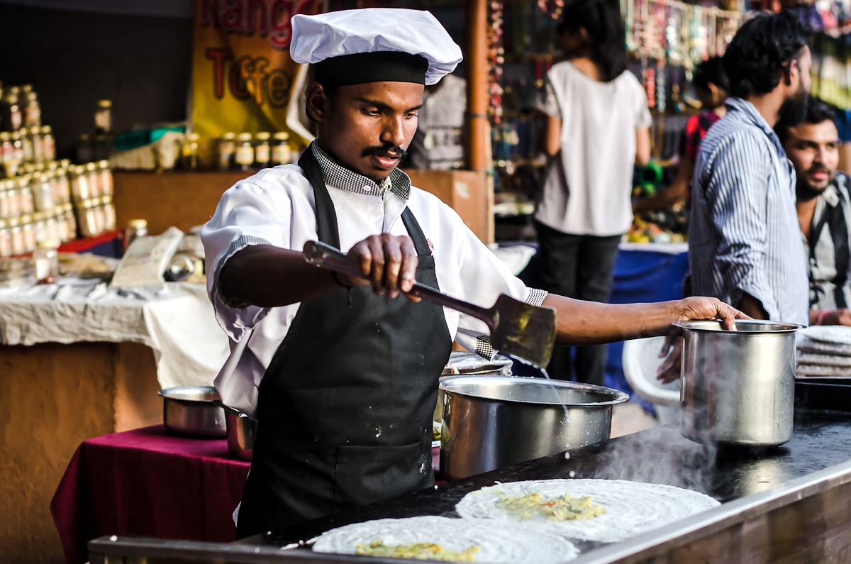 My Discovery of Veg Foods in Colombo