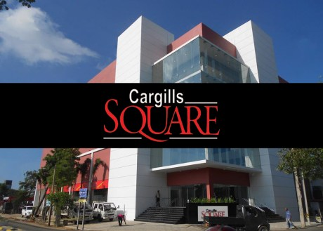 Cargills Square, Jaffna! (The Downturn Suburb)