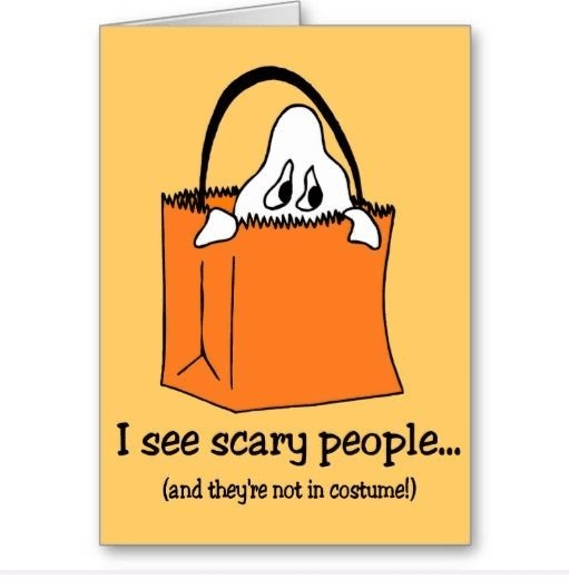 funny halloween sayings for signs cartoonsite co