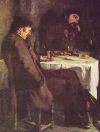 after-dinner-at-ornans-1849-custave-courbet-2