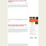 Exemplos de como inserir anúncios em seu site