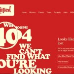 Páginas 404 error para inspiração