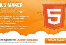 20 Ferramentas para Animação em HTML5