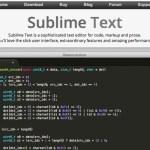SublimeText 150x150 - Top 10 PHP Frameworks para Desenvolvedores