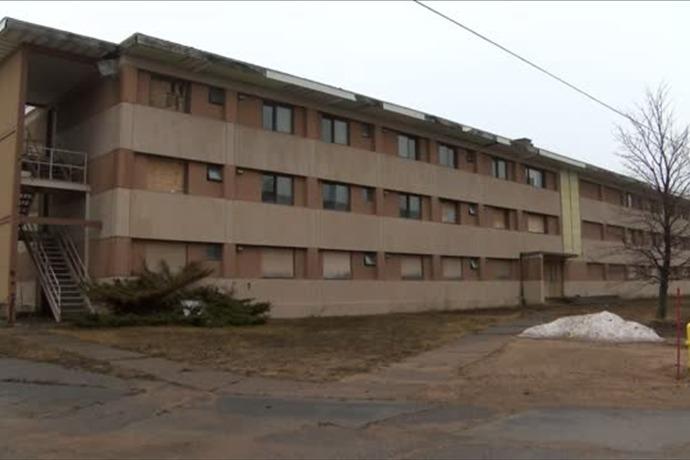 K.I. Sawyer project_ dorm to hotel_2728973961556280360
