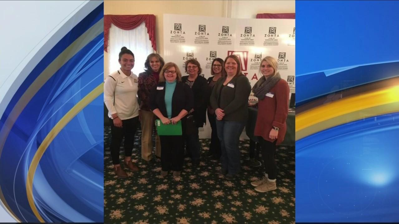 Celebrating Women: Zonta Club and the Evergreen Award