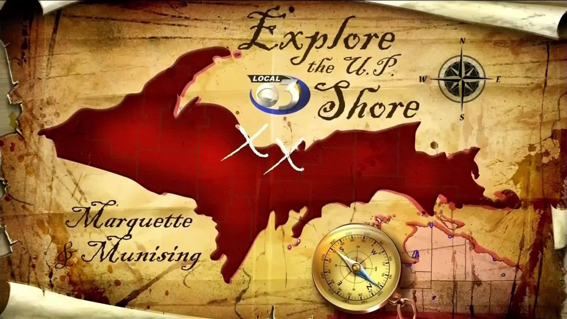 Explore the U.P. Shore - Munising & Marquette