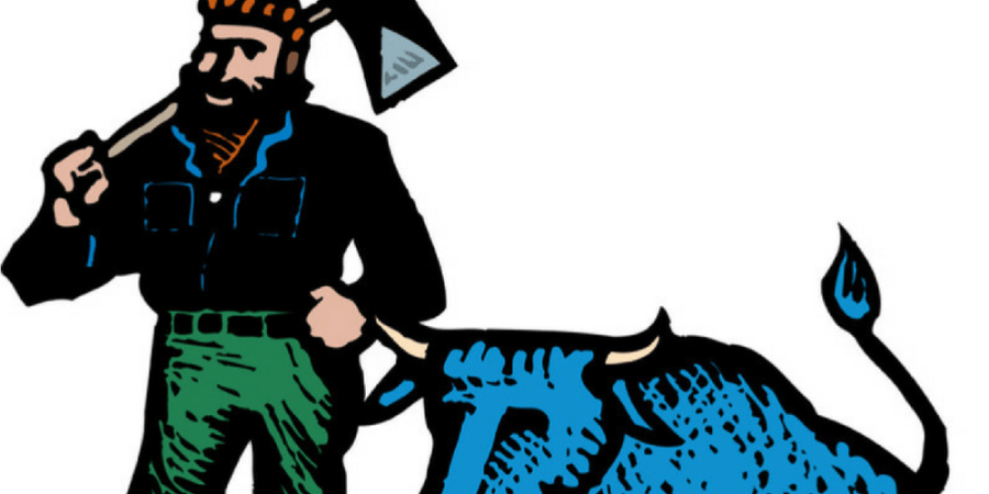 Celebrate Paul Bunyan Day - Minnesota's Celebration of Paul Bunyan and Babe the Blue Ox! - Up North Summer Fun with Up North Parent