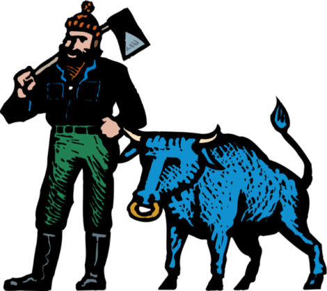 The History of Paul Bunyan