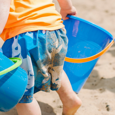 Going to the Beach with Kids | 12 Summer Must-Haves to Make Beach Trips a Success