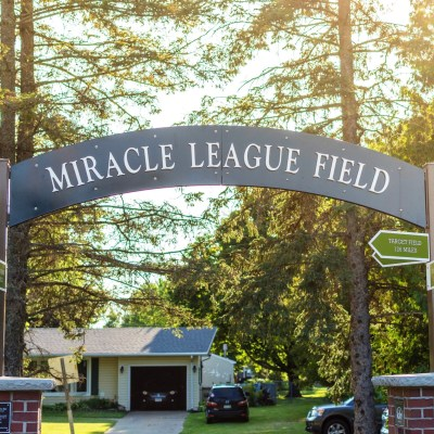 Special Needs Up North | Miracle League Baseball
