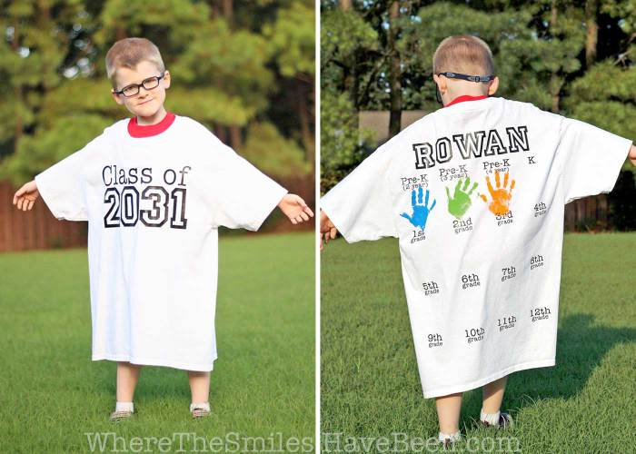 First Day of School Picture Ideas | Photo Ideas for Back to School First Day of School Photos