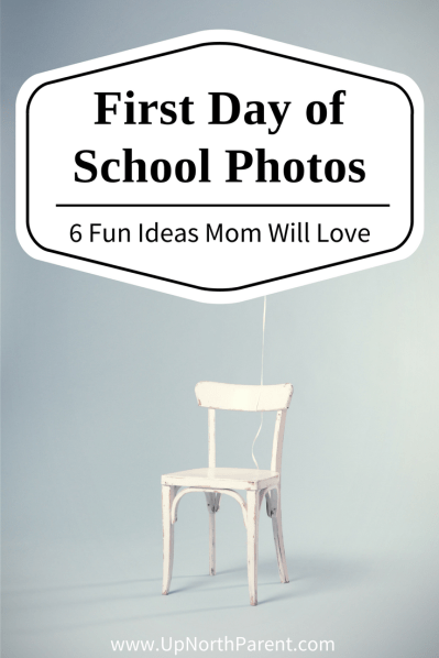 First Day of School Picture Ideas - Photo Ideas for Back to School