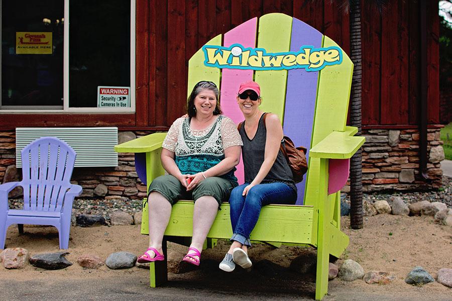 Wildwedge Mini Golf | Up North Parent