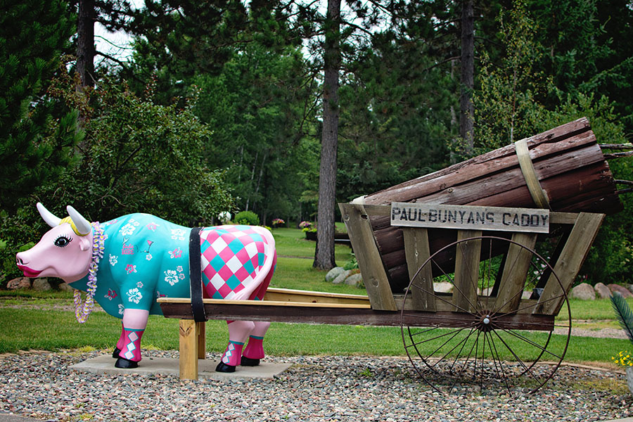 Wildwedge Mini Golf in Pequot Lakes, Minnesota | Up North Parent