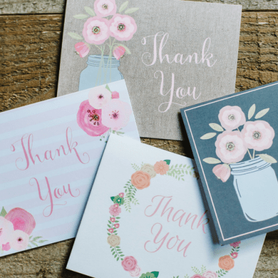 The Art of Writing a Thank You Note | Is It Lost Forever?