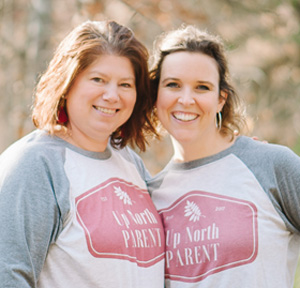 Up North Parent | Parenting Website in Minnesota | Written by Becky Flansburg and Laura Radniecki