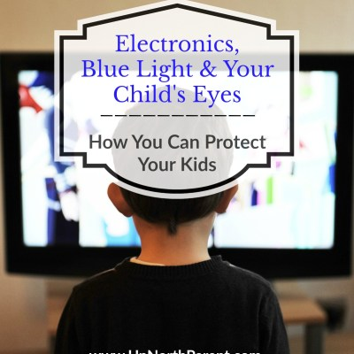 Electronics, Blue Light and Your Child's Eyes   Myth or Fact?