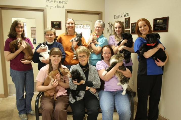 Heart;and Animal Rescue