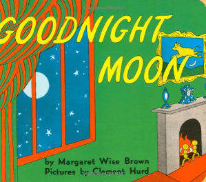 Goodnight Moon | Best Baby and Toddler Board Books | Up North Parent in Honor of National Picture Book Month