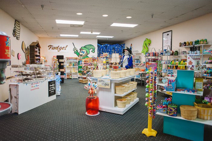 Sweet Beans Candy Store | A Unique Spot in the Brainerd Westgate Mall, Brainerd, MN