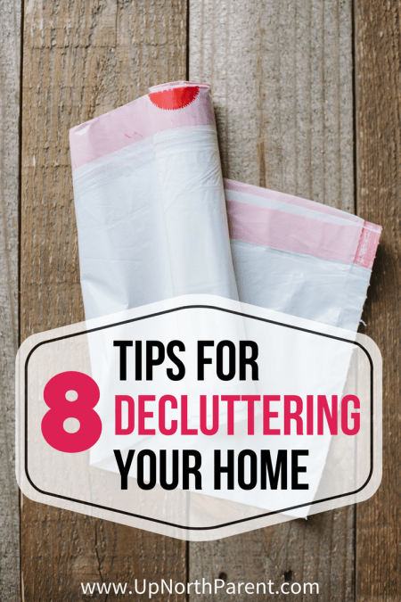 8 Basic Tips for Decluttering Your Home _ How to Simplify Your House