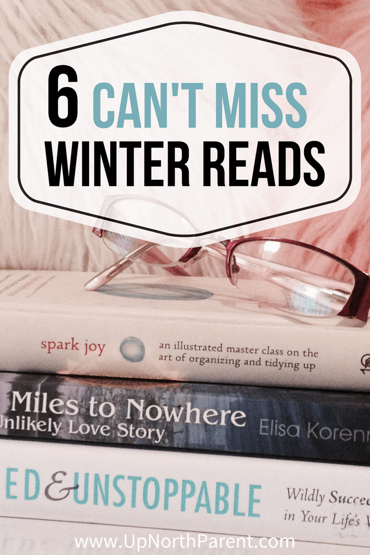 Book recommendations for winter reads. Books we are excited to read this winter as the snow falls and the temperatures plummet. Perfect for curling up with a blanket and a cup of coffee, bonus if there's a fireplace! #books #book #bookrecommendations #booklist #readinglist