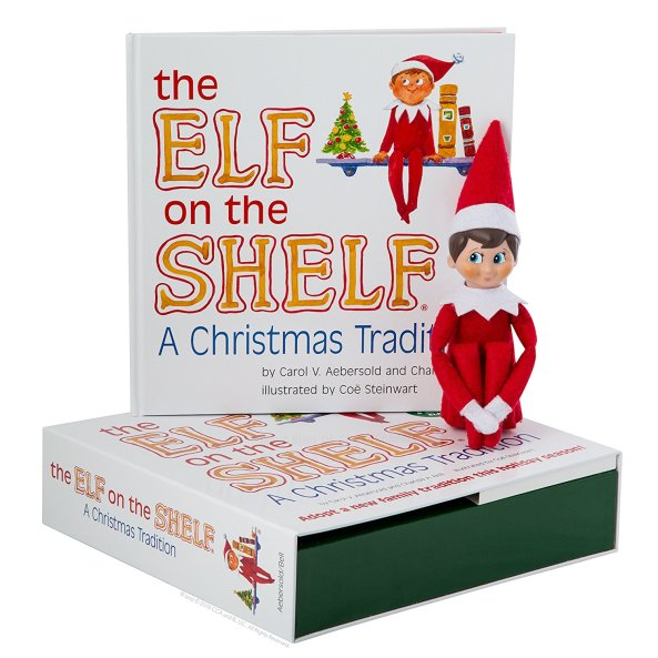 Elf on a Shelf Holiday Tradition