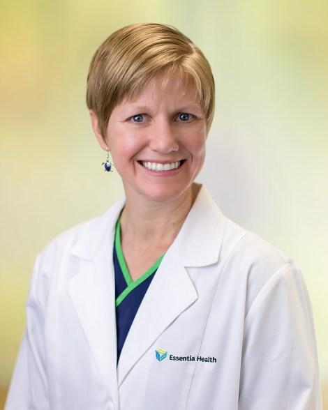 Dr. Kirsten Sjostrand: