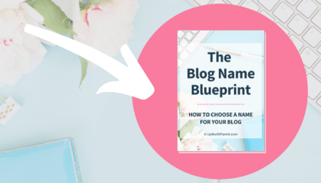 The Blog Name Blueprint - How to Choose a Name for Your Blog - Blog Post Photo