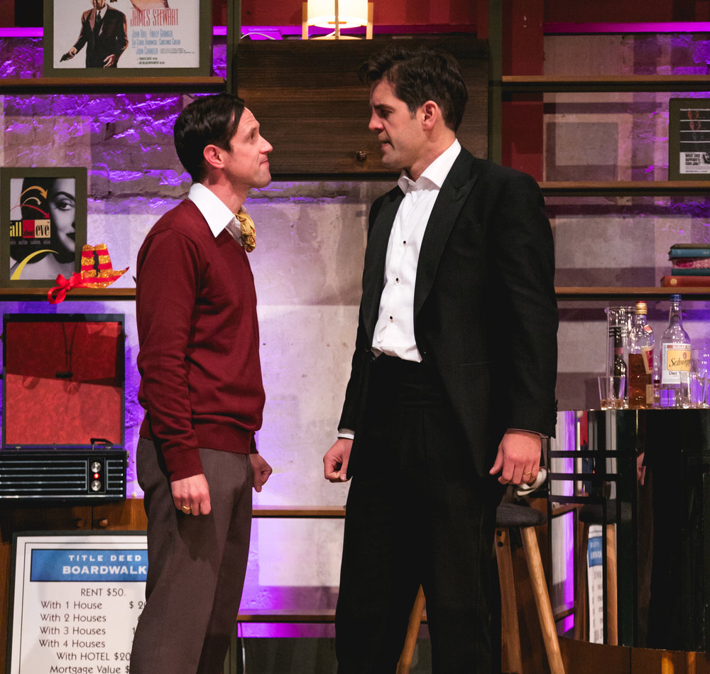 Review: ★★★ The Boys In The Band, Vaudeville Theatre.