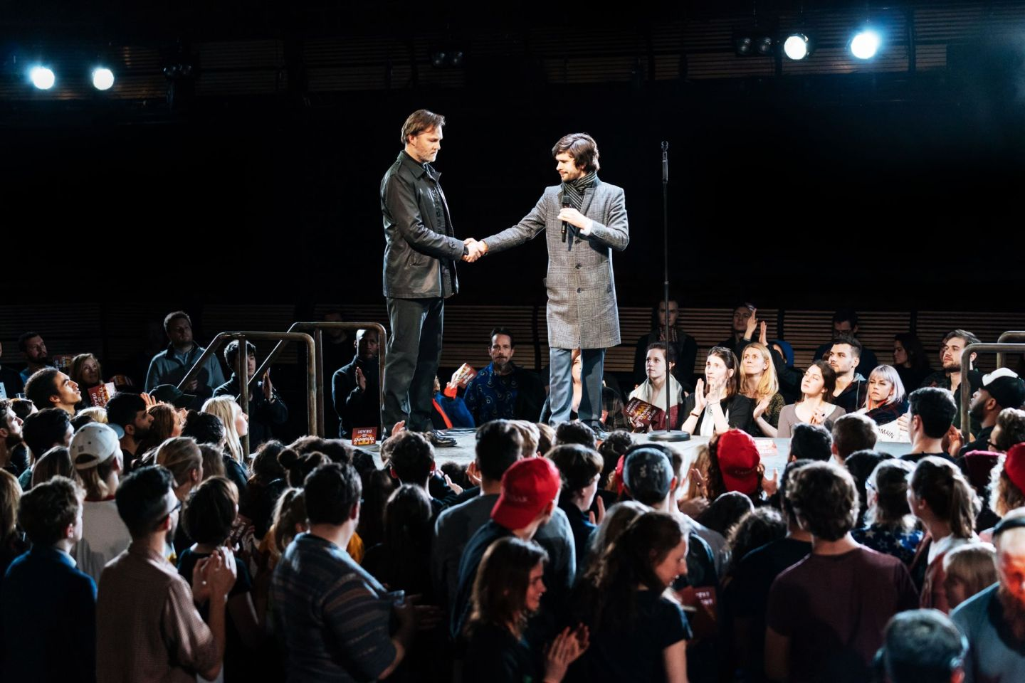 Review: ★★★★★ Julius Caesar, The Bridge Theatre