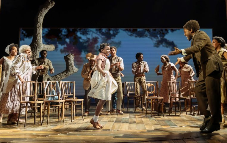 1. The cast of Tina. Photo by Manuel Harlan