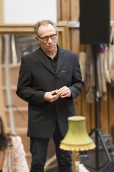 18. Danny Webb in rehearsal for Absolute Hell (c) Johan Persson