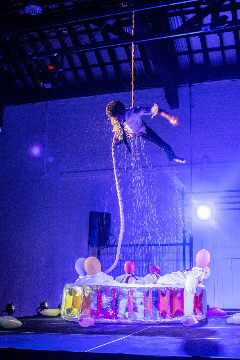 Review: ★★★★★ Head, CircusFest 2018, Jacksons Lane