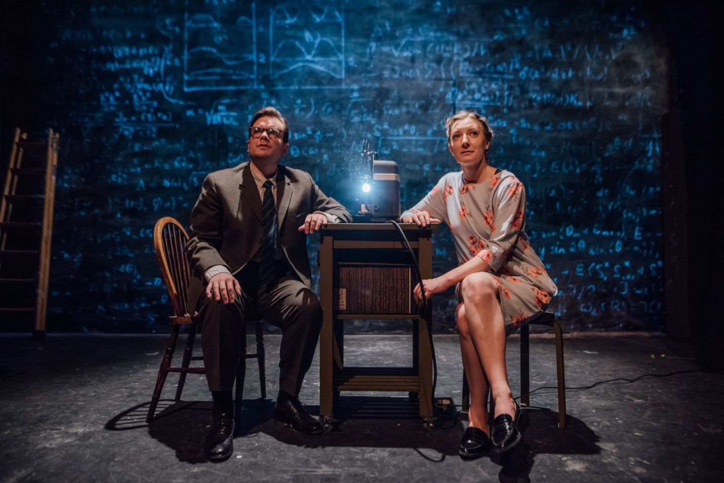 Review: ★★★★ Secret Life of Humans, New Diorama Theatre