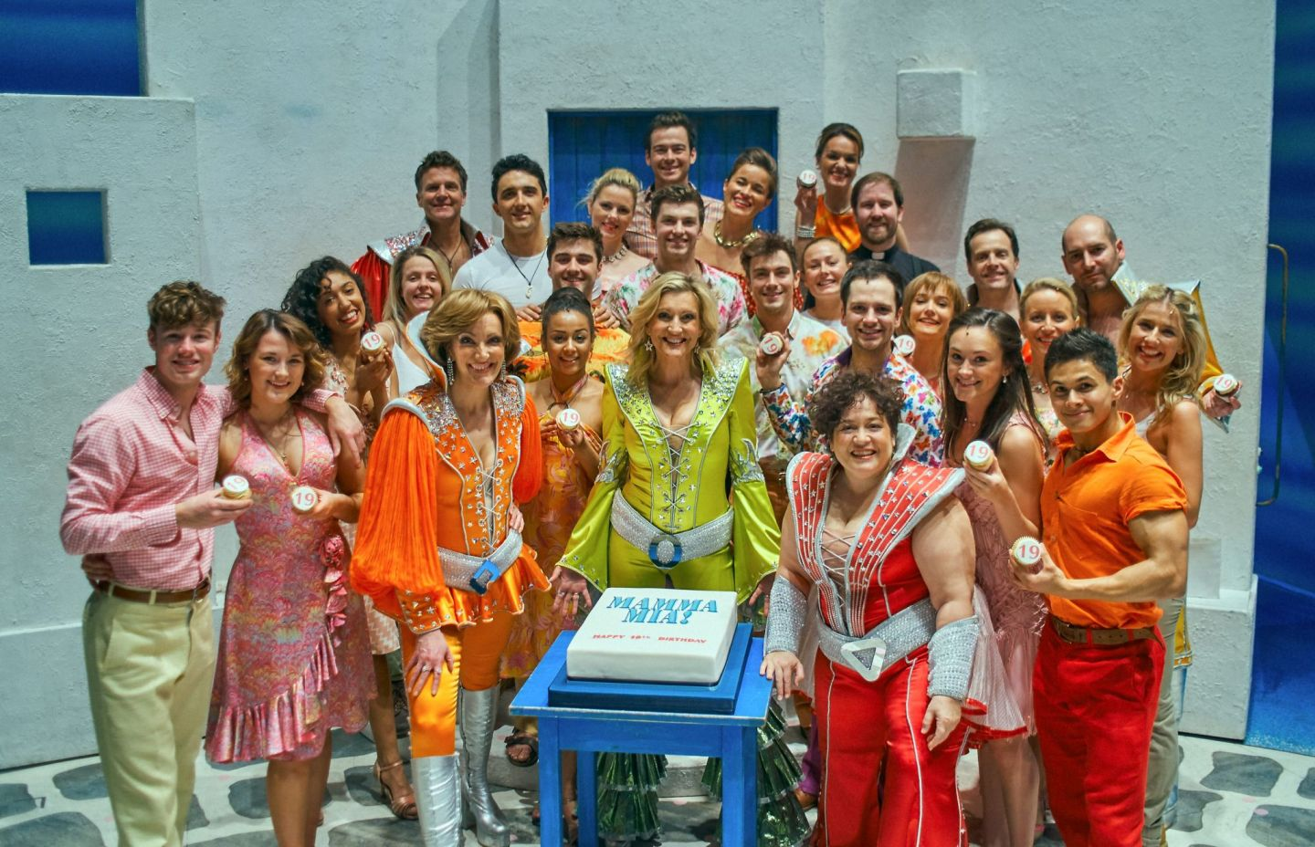 Mamma Mia Extends Booking and Announces New Cast