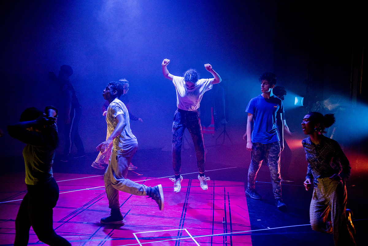 Review: ★★★★★ The Act, The Yard Theatre