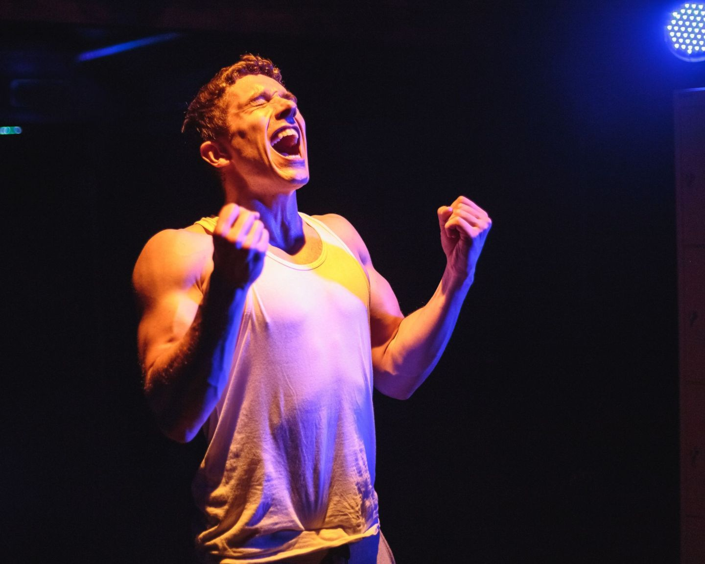 Review: ★★★ A Gym Thing, The Pleasance Theatre