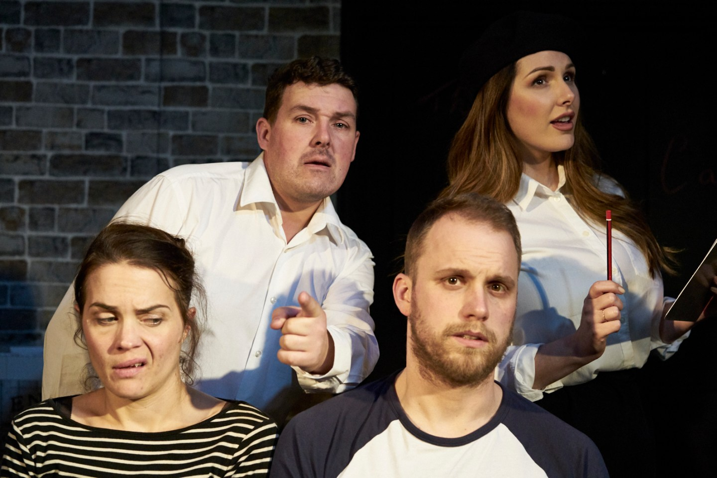 Review: ★★ Worth A Flutter, Hope Theatre