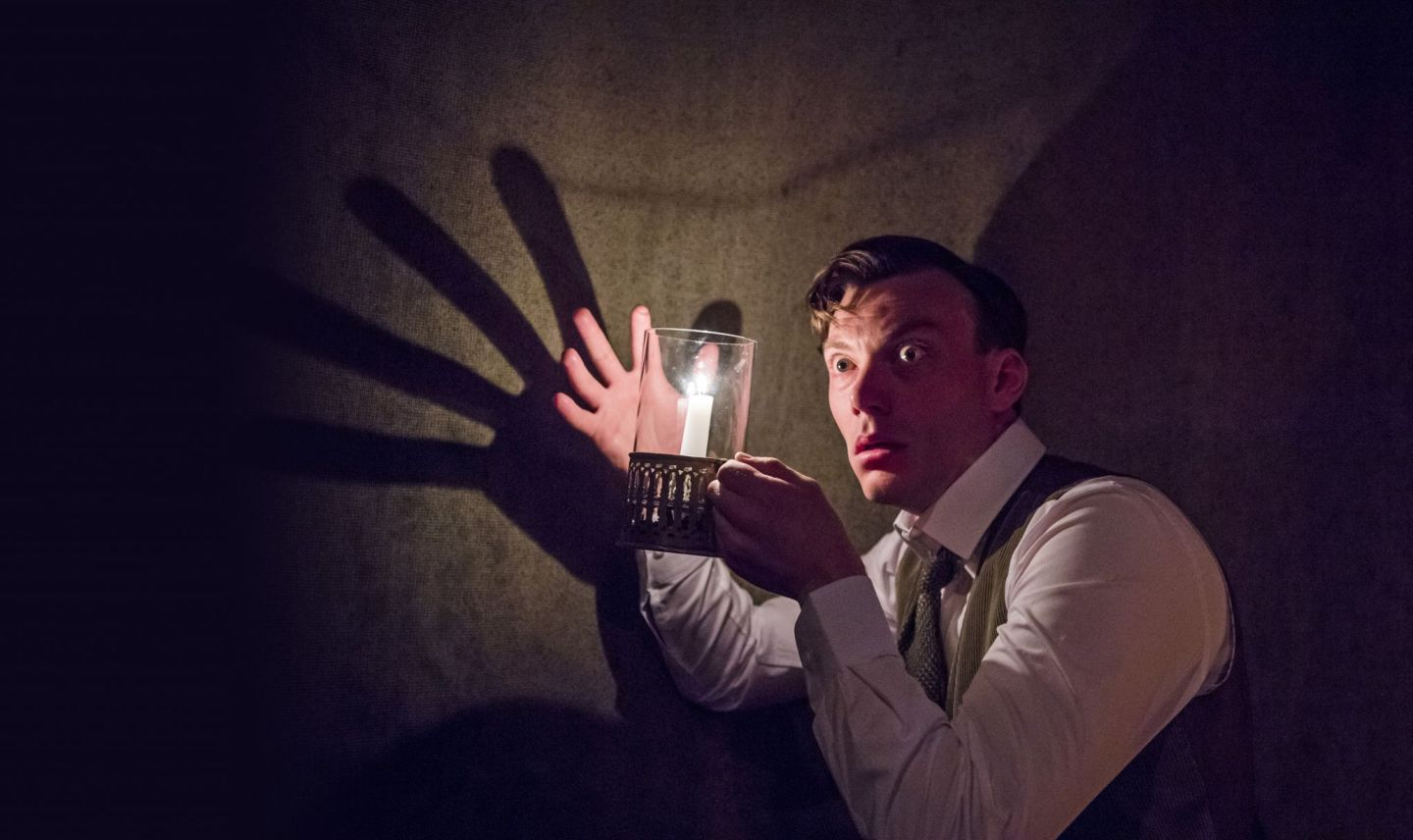 Review The Woman In Black, Fortune Theatre - Upper Circle