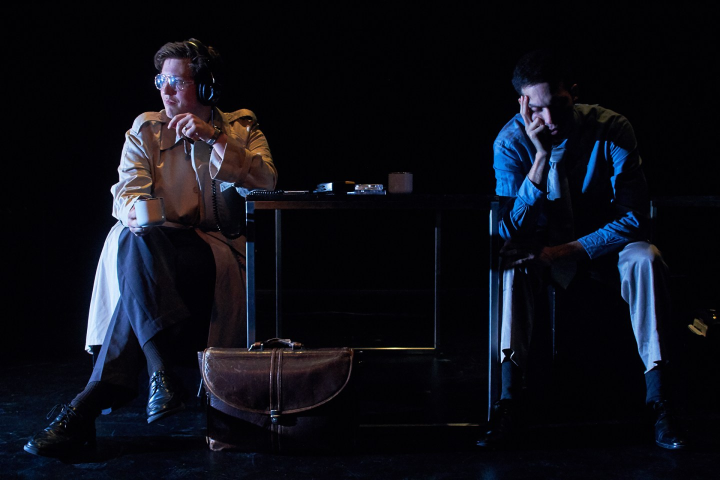 Review: ★★ The Diana Tapes, Stockwell Playhouse