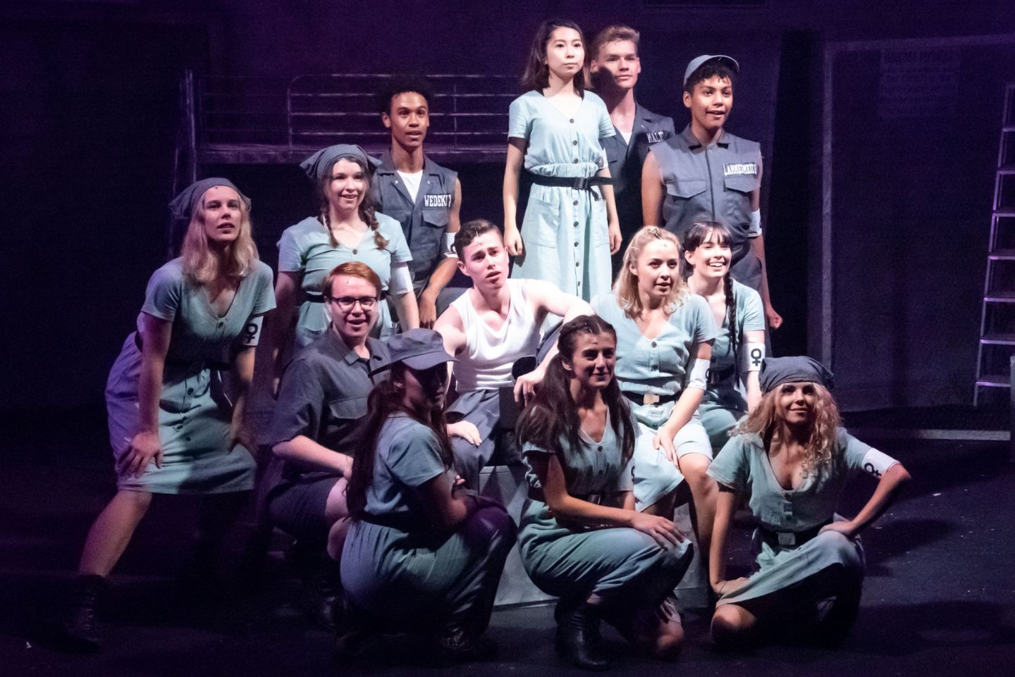 Review: ★★★ Spring Awakening, Stockwell Playhouse